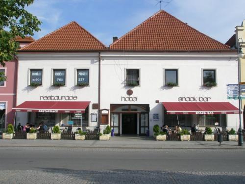 Foto - Alloggiamento in Beroun - Hotel Český Dvůr