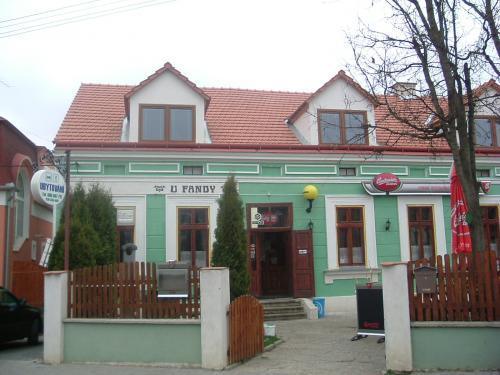 Foto - Alloggiamento in Śatov - Penzion a  restaurace U Fandy
