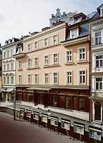 Foto - Alloggiamento in Karlovy Vary - Hotel Palatin