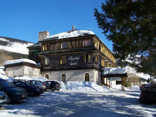 Foto - Alloggiamento in Špindlerův Mlýn - Alpský hotel