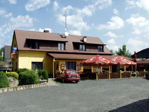 Foto - Alloggiamento in Mariánské Lázně - Pension-restaurant Skláře