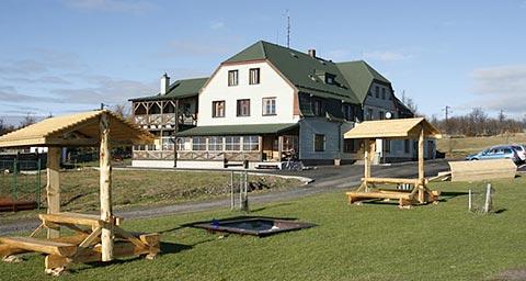 Foto - Alloggiamento in Lesná - Horský hotel Lesná