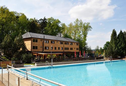 Foto - Alloggiamento in Hluboká nad Vltavou - Sporthotel Barborka