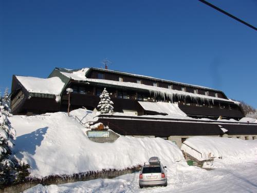 Foto - Alloggiamento in Karolinka - Mountain hotel Soláň