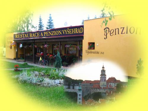 Foto - Alloggiamento in Český Krumlov - Penzion Vyšehrad