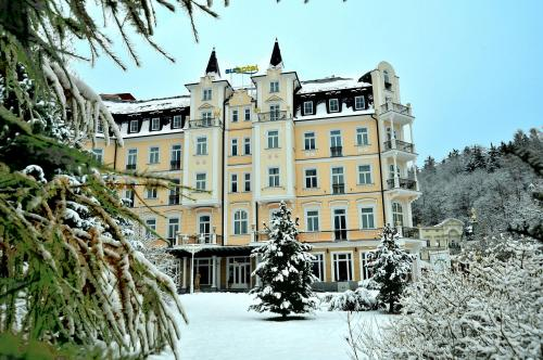 Foto - Alloggiamento in Marianske Lazne - sun hotel