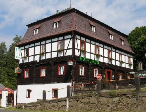 Foto - Alloggiamento in Mikulášovice - Hotel RON
