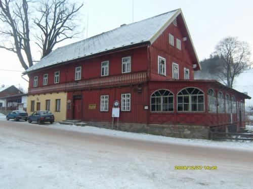 Foto - Alloggiamento in  - Penzion Zlatá Koruna