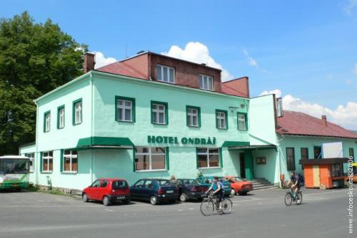 Foto - Alloggiamento in Raškovice - Hotel Ondráš Raškovice