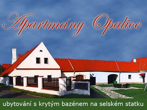 Foto - Alloggiamento in Kamenný Újezd - Apartmány Opalice | ubytování na selském statku