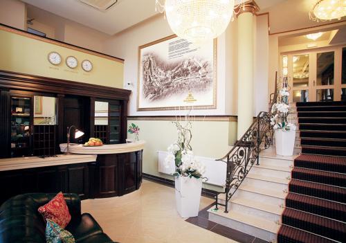 Foto - Alloggiamento in Karlovy Vary - Spa Hotel Schlosspark****