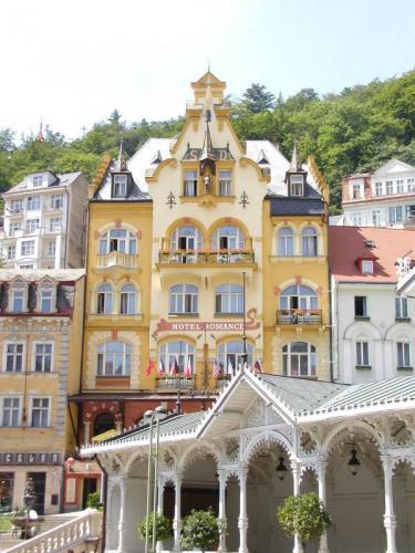 Foto - Alloggiamento in Karlovy Vary - Hotel Romance Puskin