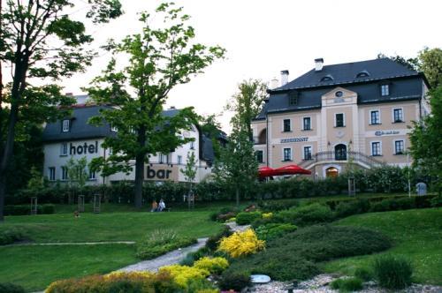 Foto - Alloggiamento in Jablonec nad Nisou - Hotel Rehavital***