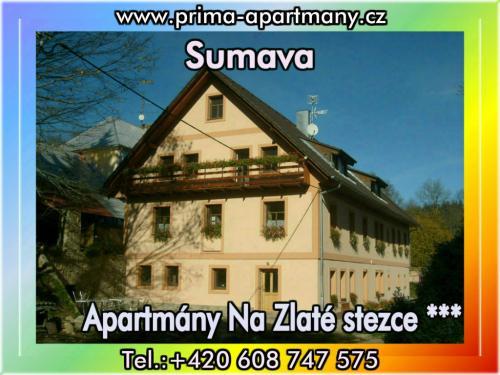 Foto - Alloggiamento in Stožec - Apartmány Na Zlaté stezce *** (Stožec - České Žleby)