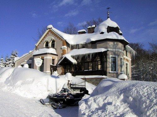 Foto - Alloggiamento in Janské Lázně - Pension Villa Ludmila