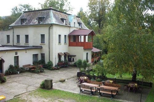Foto - Alloggiamento in Chřibská - Pension Mencl