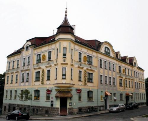 Foto - Alloggiamento in Aš - hotel Goethe